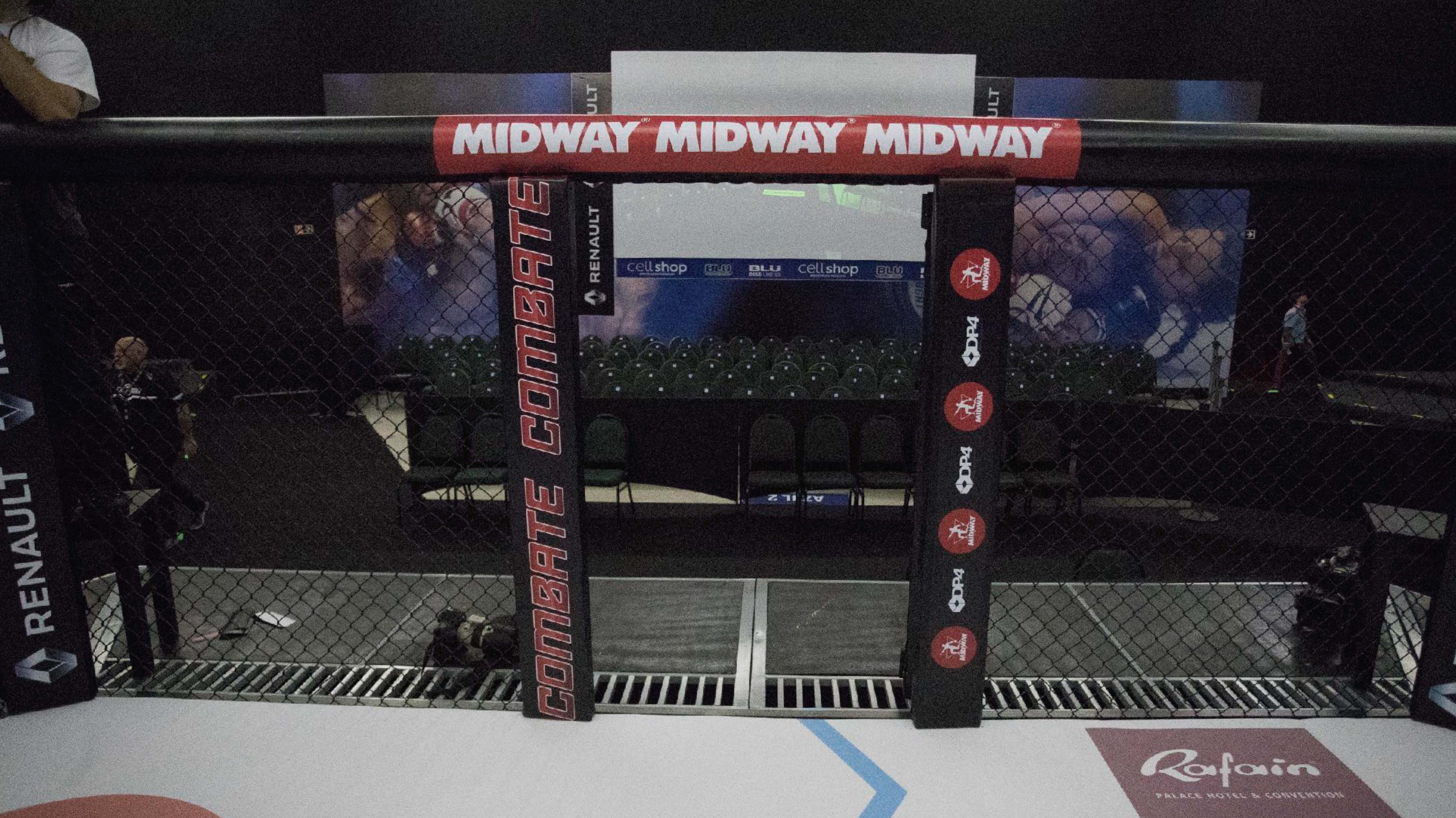 Midway Labs USA Fight 2 Night