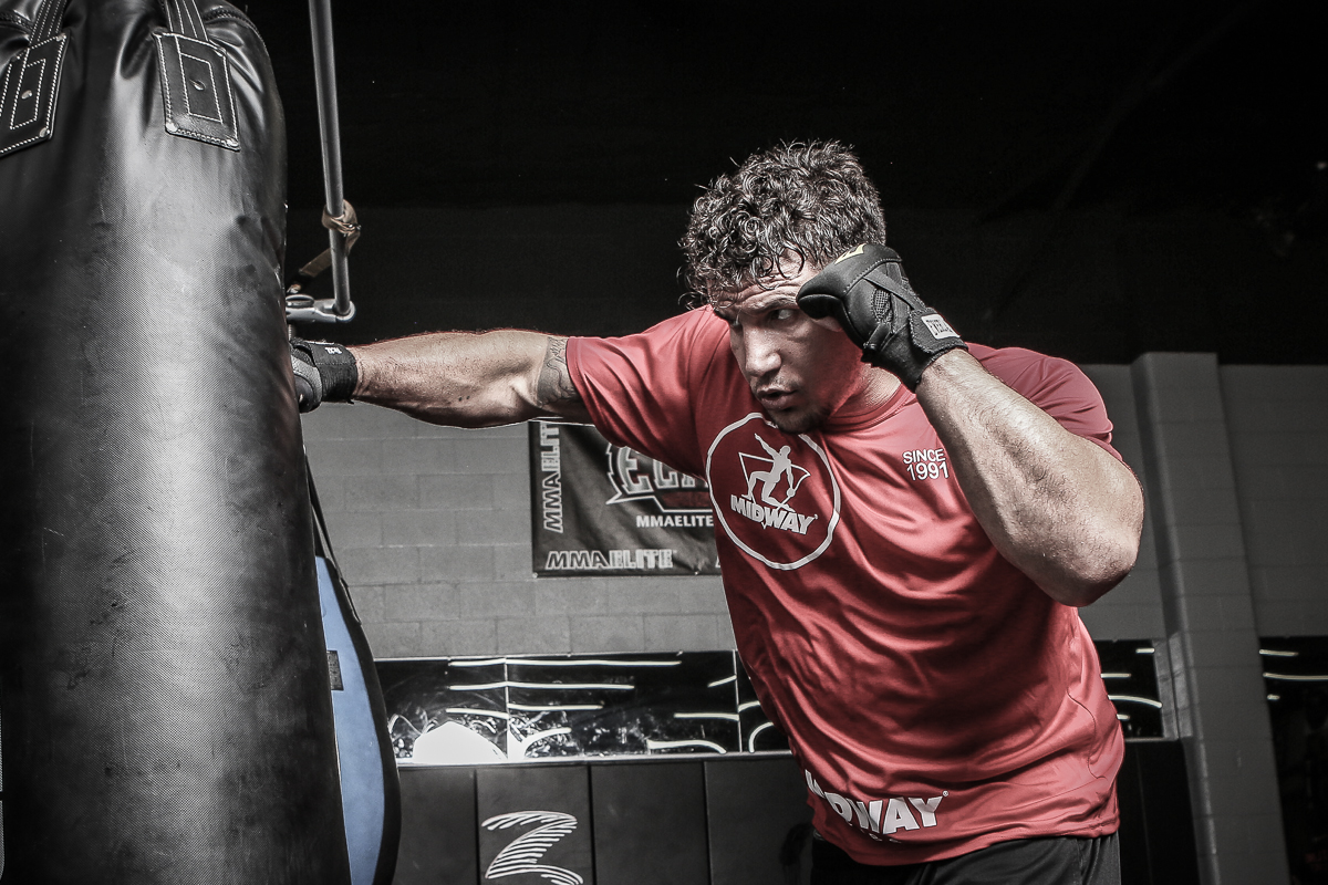 Midway Labs USA Frank Mir