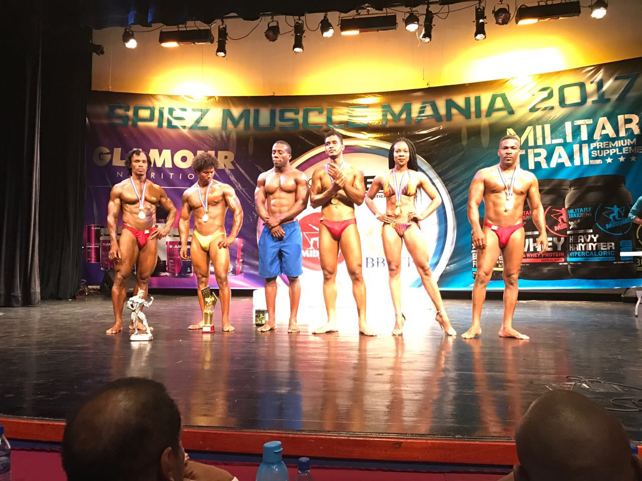 BBBFF Belize Body Building & Fitness Federation