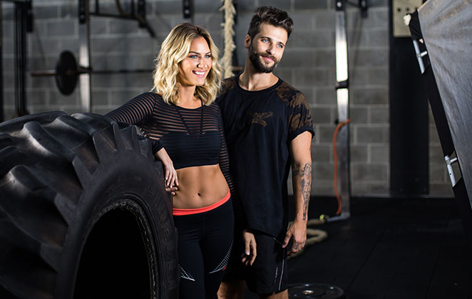 MIDWAY Labs Presents Marketing Campaign with Bruno Gagliasso and Giovanna Ewbank