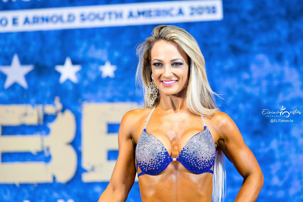 Midway Labs Sponsors IFBB Parana June 2017