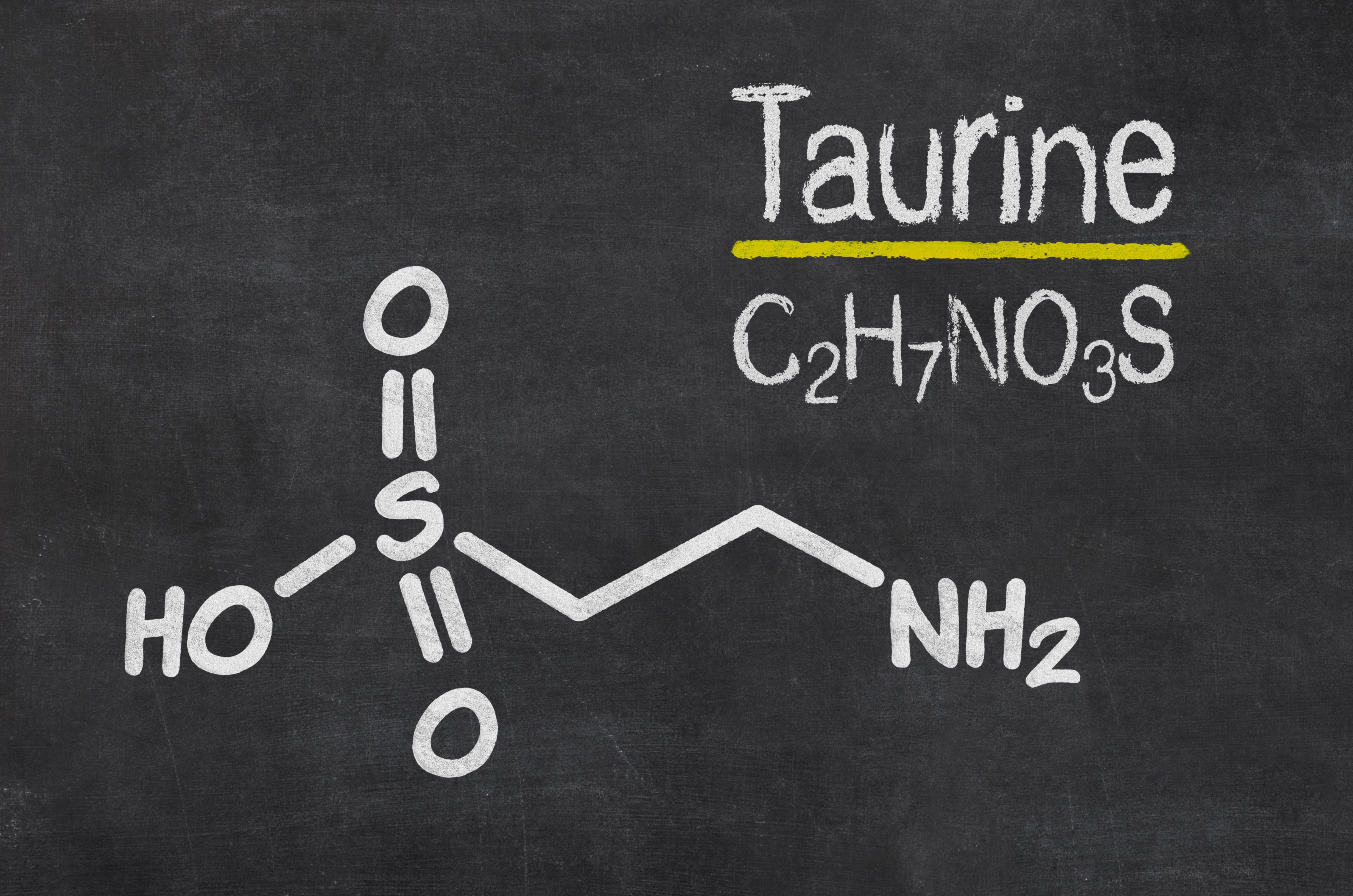 Taurine - The Wonder Molecule