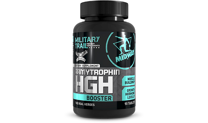 Research on Armytrophin HGH booster ingredients