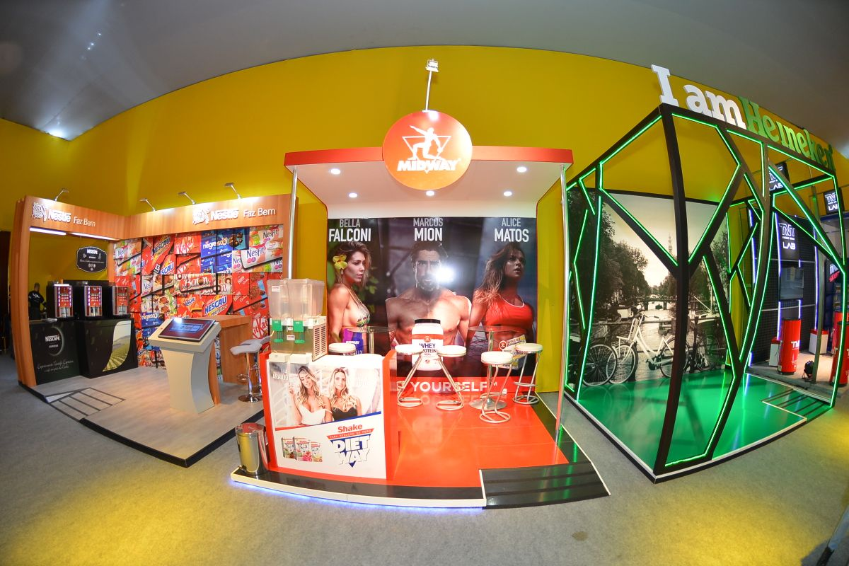 Shell Select Convenience Stores Trade Show